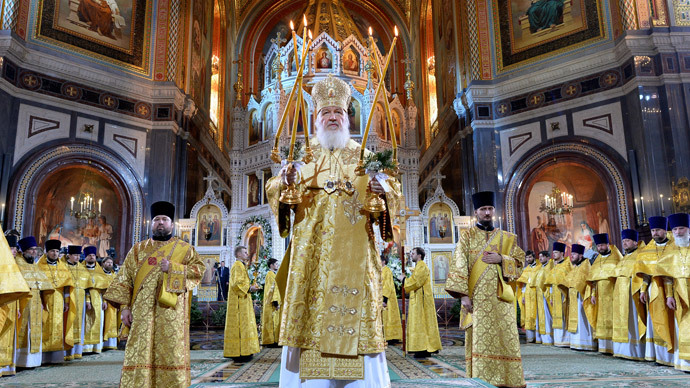 Russian-Orthodox-Patriarch-Kirill-Russia