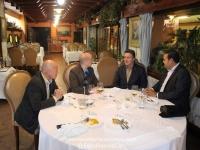 Prince Jorge Rurikovich visited Santiago de Miguel