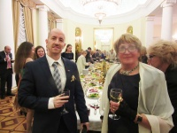Reception for Russian compatriots on the Day of Popular Unity