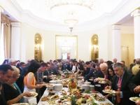 Russian Embassy Day by President Vladimir Putin's Ambassador Yuri Petrovich Korchagin
