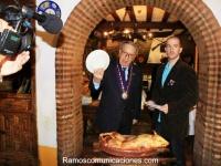 Prince Jorge Rurikovich visits Spain, Segovia